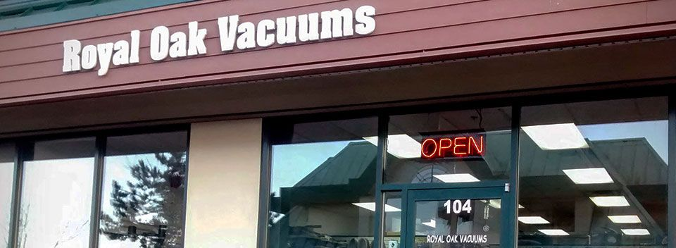 Royal Oak Vacuums